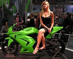 قیمت موتور نینجا 250